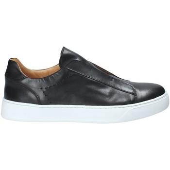 kengät Miehet Tennarit Exton 510 Musta