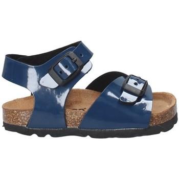 kengät Lapset Sandaalit ja avokkaat Bamboo BAM-10 Sininen