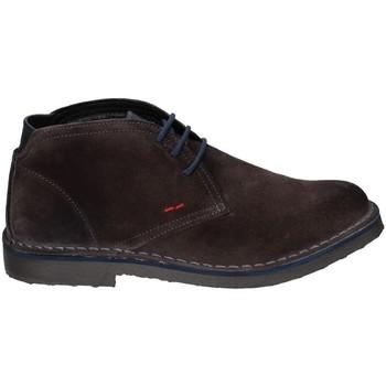 kengät Miehet Bootsit Rogers 6037 Harmaa