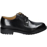 kengät Miehet Derby-kengät Rogers 122A Musta