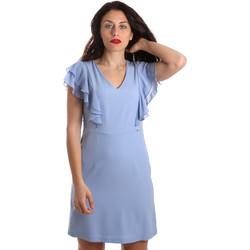 vaatteet Naiset Lyhyt mekko Gaudi 911FD15050 Sininen