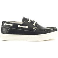kengät Lapset Purjehduskengät Lumberjack SB28704 001 B01 Musta