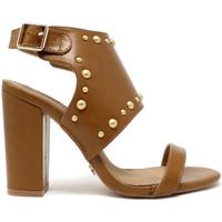 kengät Naiset Sandaalit ja avokkaat Gold&gold A19 GZ01 Ruskea