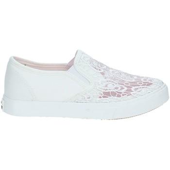 kengät Lapset Tennarit Miss Sixty S19-SMS321 Valkoinen