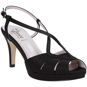 kengät Naiset Sandaalit ja avokkaat Grace Shoes 738E008 Musta