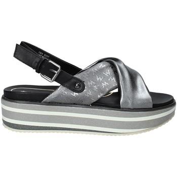kengät Naiset Sandaalit ja avokkaat Wrangler WL91615A Harmaa