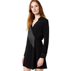 vaatteet Naiset Lyhyt mekko Liu Jo F69292 T9121 Musta