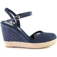 kengät Naiset Sandaalit ja avokkaat Tommy Hilfiger FW0FW04786 Sininen