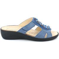 kengät Naiset Sandaalit Grunland CE0710 Sininen