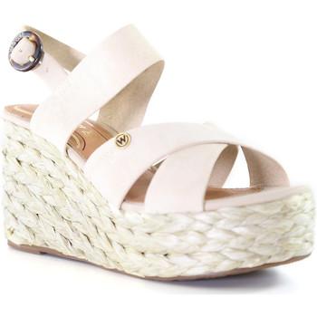 kengät Naiset Sandaalit ja avokkaat Wrangler WL01501A Vaaleanpunainen