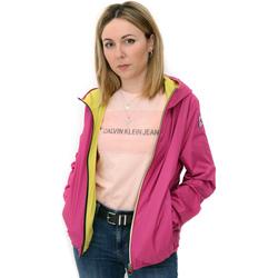 vaatteet Naiset Tuulitakit Invicta 4431659/D Vaaleanpunainen