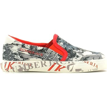 kengät Lapset Tennarit Lumberjack SB09105 003 C01 Harmaa