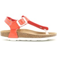 kengät Tytöt Sandaalit ja avokkaat Grunland SB0031 Oranssi