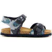 kengät Tytöt Sandaalit ja avokkaat Grunland SB0169 Sininen