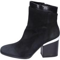 kengät Naiset Nilkkurit Hogan BK687 Musta