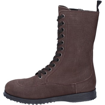 kengät Naiset Nilkkurit Hogan BK691 Ruskea