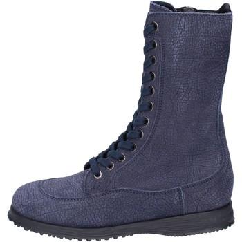kengät Naiset Nilkkurit Hogan Stivaletti Pelle Blu