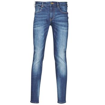 vaatteet Miehet Slim-farkut Scotch & Soda KIMONO Blue / Fonce