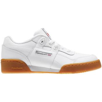 kengät Lapset Matalavartiset tennarit Reebok Sport CN2243 Valkoinen