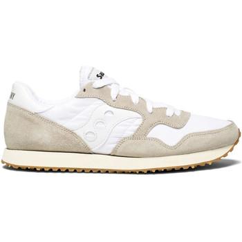 kengät Miehet Matalavartiset tennarit Saucony S70369 Valkoinen