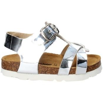 kengät Tytöt Sandaalit ja avokkaat Bamboo BAM-215 Harmaa