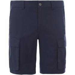 vaatteet Miehet Shortsit / Bermuda-shortsit The North Face NF0A4CALH2G1 Sininen