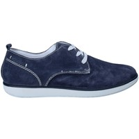 kengät Miehet Matalavartiset tennarit IgI&CO 1124 Sininen