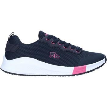 kengät Naiset Matalavartiset tennarit Lumberjack SW74211 001 C27 Sininen
