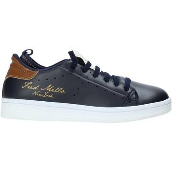 kengät Lapset Matalavartiset tennarit Fred Mello W19-SFK201 Sininen