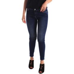 vaatteet Naiset Farkut Gas 355652 Sininen