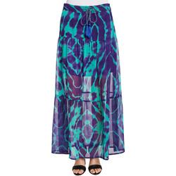 vaatteet Naiset Hame Gaudi 011FD75003 Violetti