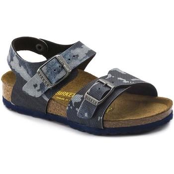 kengät Pojat Sandaalit ja avokkaat Birkenstock 1004917 Sininen