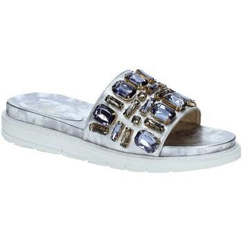 kengät Naiset Rantasandaalit Byblos Blu 672101 Harmaa