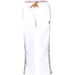 vaatteet Naiset Verryttelyhousut Invicta 4447112DP Valkoinen