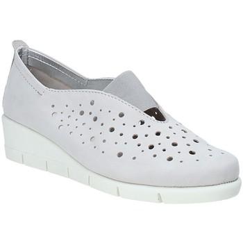 kengät Naiset Tennarit The Flexx B235_34 Harmaa