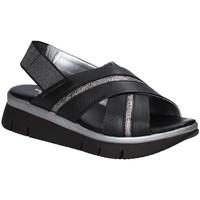 kengät Naiset Sandaalit ja avokkaat The Flexx D2016_22 Musta