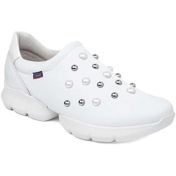 kengät Naiset Tennarit CallagHan 18701 Valkoinen