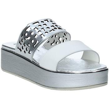 kengät Naiset Sandaalit Susimoda 183325-02 Hopea