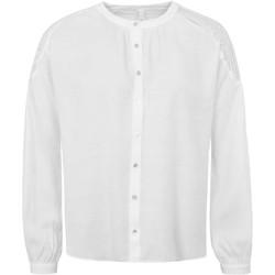 vaatteet Naiset Paitapusero / Kauluspaita Pepe jeans PL303308 Beige