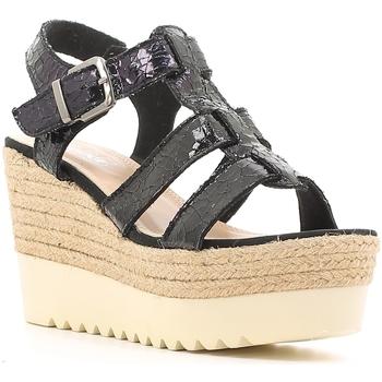 kengät Naiset Sandaalit ja avokkaat Police 883 BIG4503 Musta