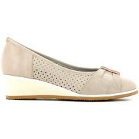 kengät Naiset Balleriinat Le Cucche 831316 Beige