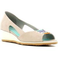 kengät Naiset Balleriinat Le Cucche 841304 Beige