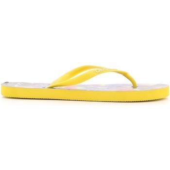 kengät Naiset Varvassandaalit Gio Cellini 95 Keltainen
