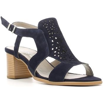 kengät Naiset Sandaalit ja avokkaat Keys 5414 Sininen