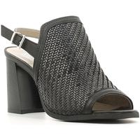 kengät Naiset Sandaalit ja avokkaat Keys 5427 Musta