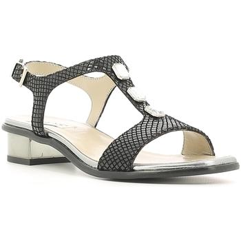 kengät Naiset Sandaalit ja avokkaat Keys 5405 Musta