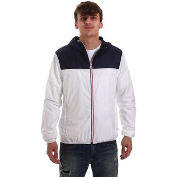 vaatteet Miehet Tuulitakit Invicta 4431682/U Valkoinen