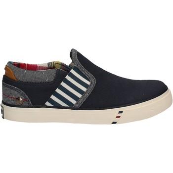 kengät Lapset Tennarit Wrangler WJ17103 Sininen