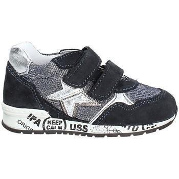 kengät Lapset Matalavartiset tennarit Melania ME1152B7I.B Sininen