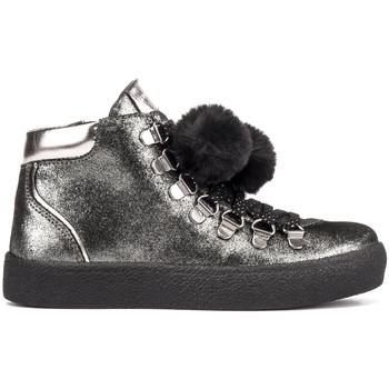 kengät Lapset Korkeavartiset tennarit Lumberjack SG47703 002 A11 Musta
